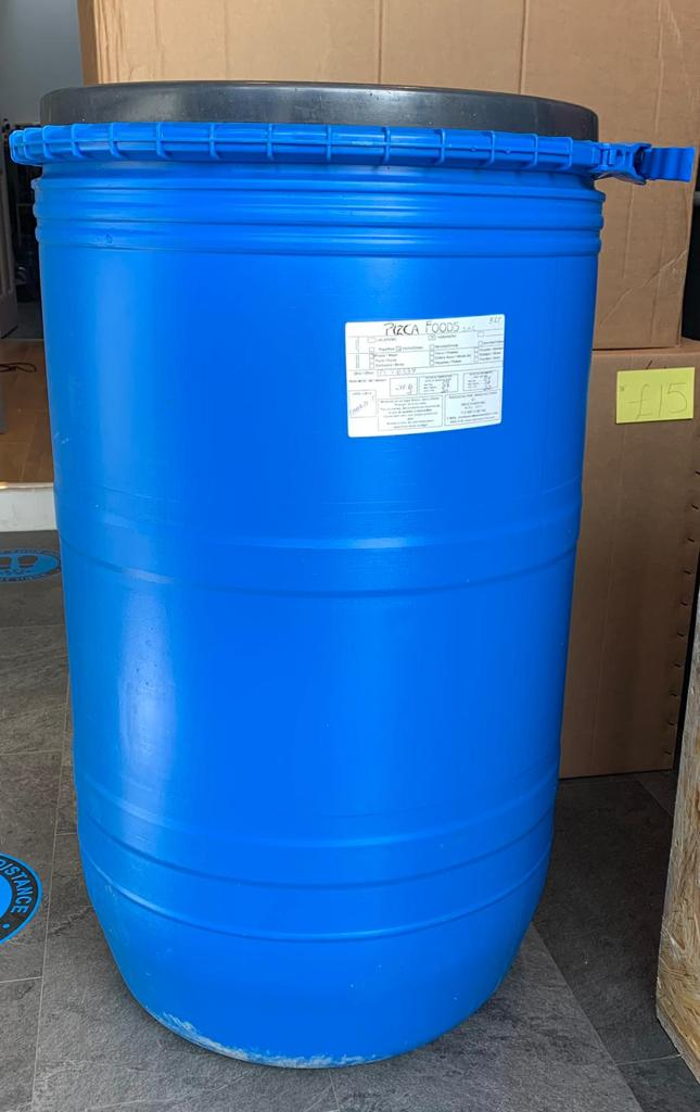 Shipping Barrel 220L Image